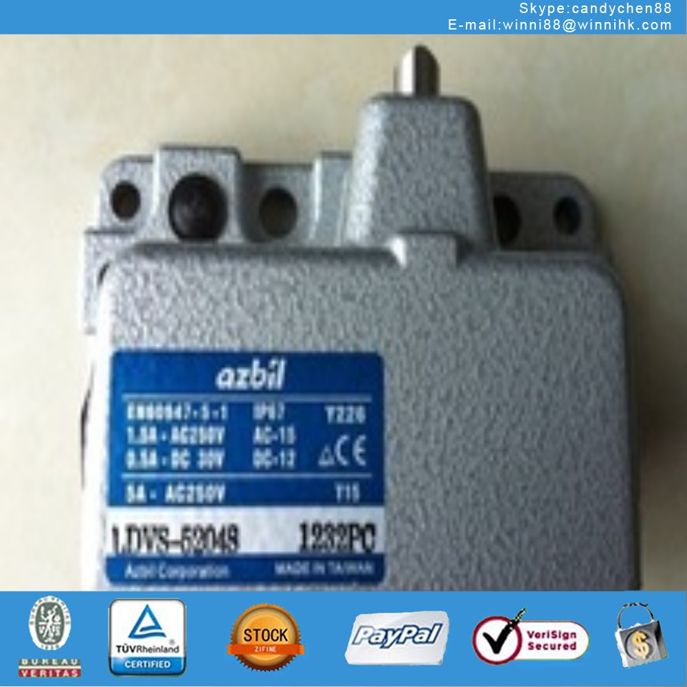 YAMATAKE AZBIL Limit switch LDVS-5204S
