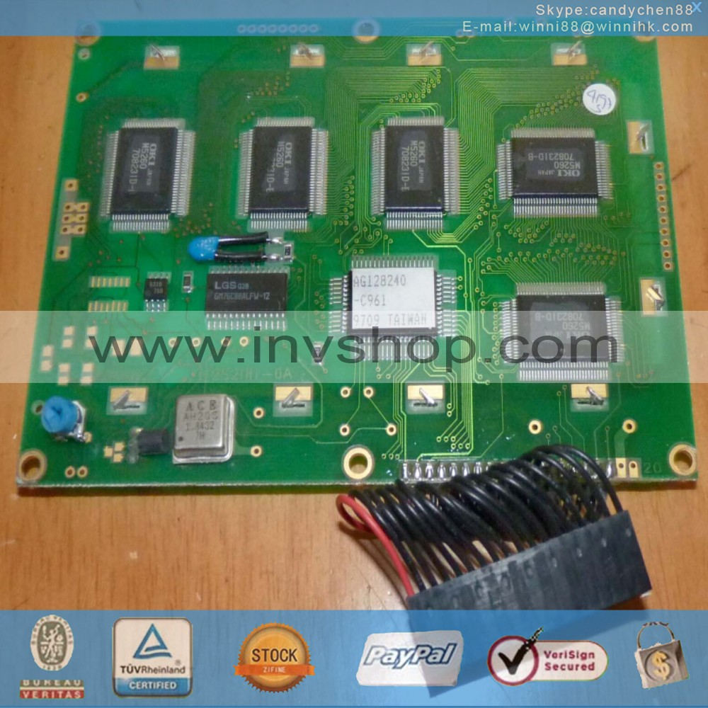 AG 240128C-YILY-30H AG240128C-YILY-30H  LCD PANEL NEW GRADE A
