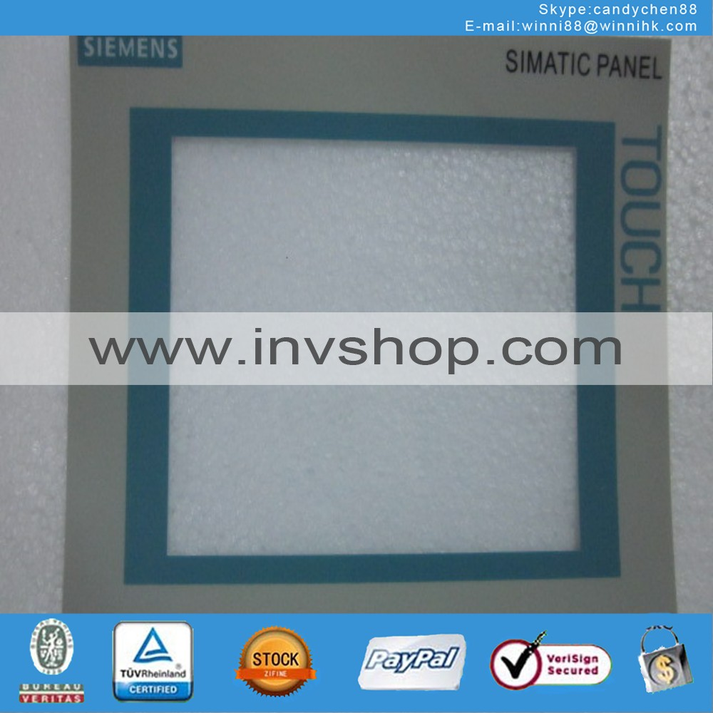 1pc panel protective Siemens TP177 6AV6640-0CA11-0AX0  film 0KP2 touch screen 60 days