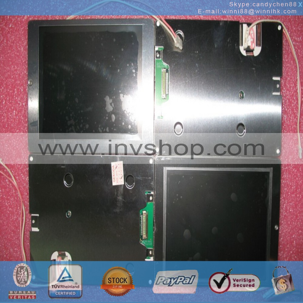 PD057VU9  5.7 INCH PVI INDUSTRIAL LCD PANEL 60 DAYS WARRANTY SECOND-HAND