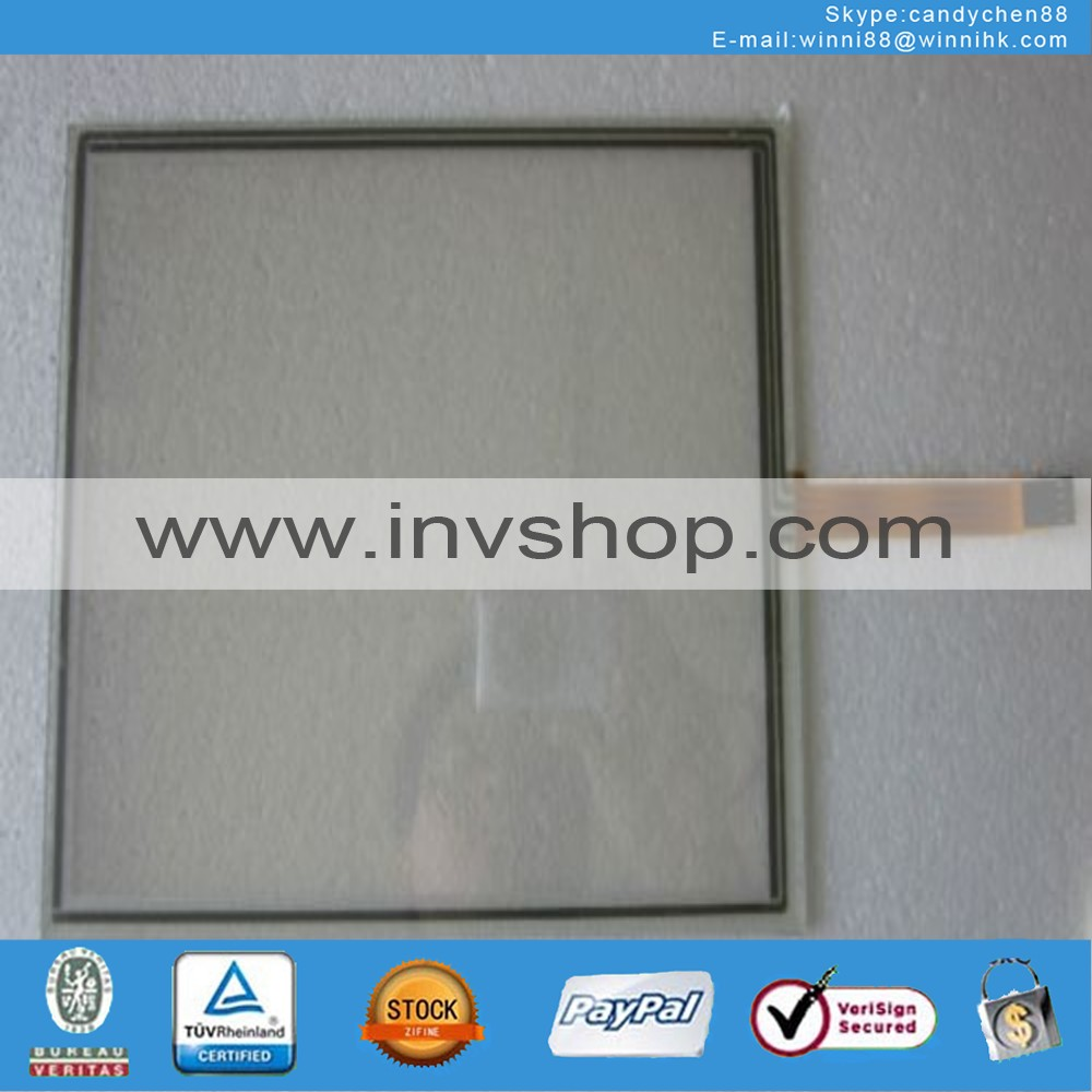 19T 677/877 Glass SIEMENS NEW A5E0747056 6AV7672-1CE00-0AA0 TouchScreen 60 DAYS WARRANTY