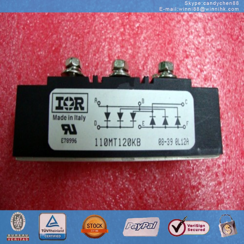 NEW IR (INTERNATIONAL RECTIFIER) 110MT120KB MODULE