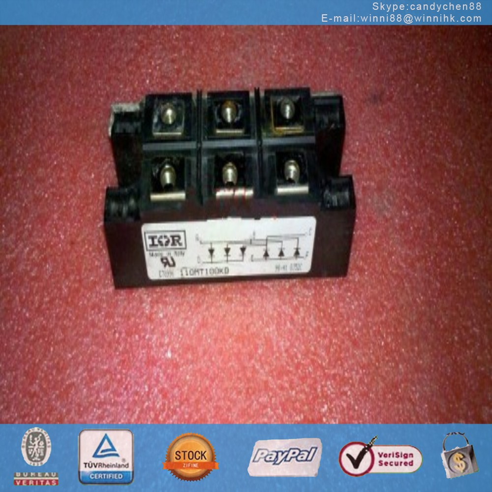 NEW IR (INTERNATIONAL RECTIFIER) 110MT100KB MODULE