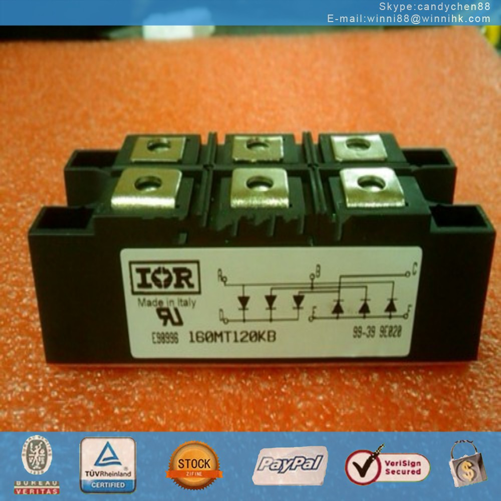 NEW IR (INTERNATIONAL RECTIFIER) 160MT120K MODULE
