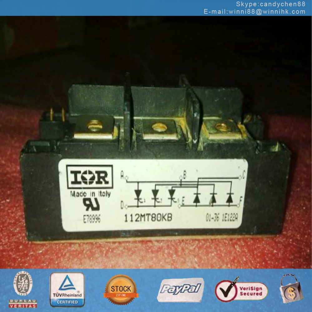 NEW IR (INTERNATIONAL RECTIFIER) 112MT100KB MODULE