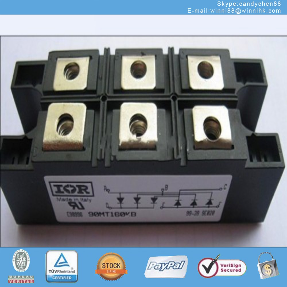 NEW IR (INTERNATIONAL RECTIFIER) 90MT160KB MODULE