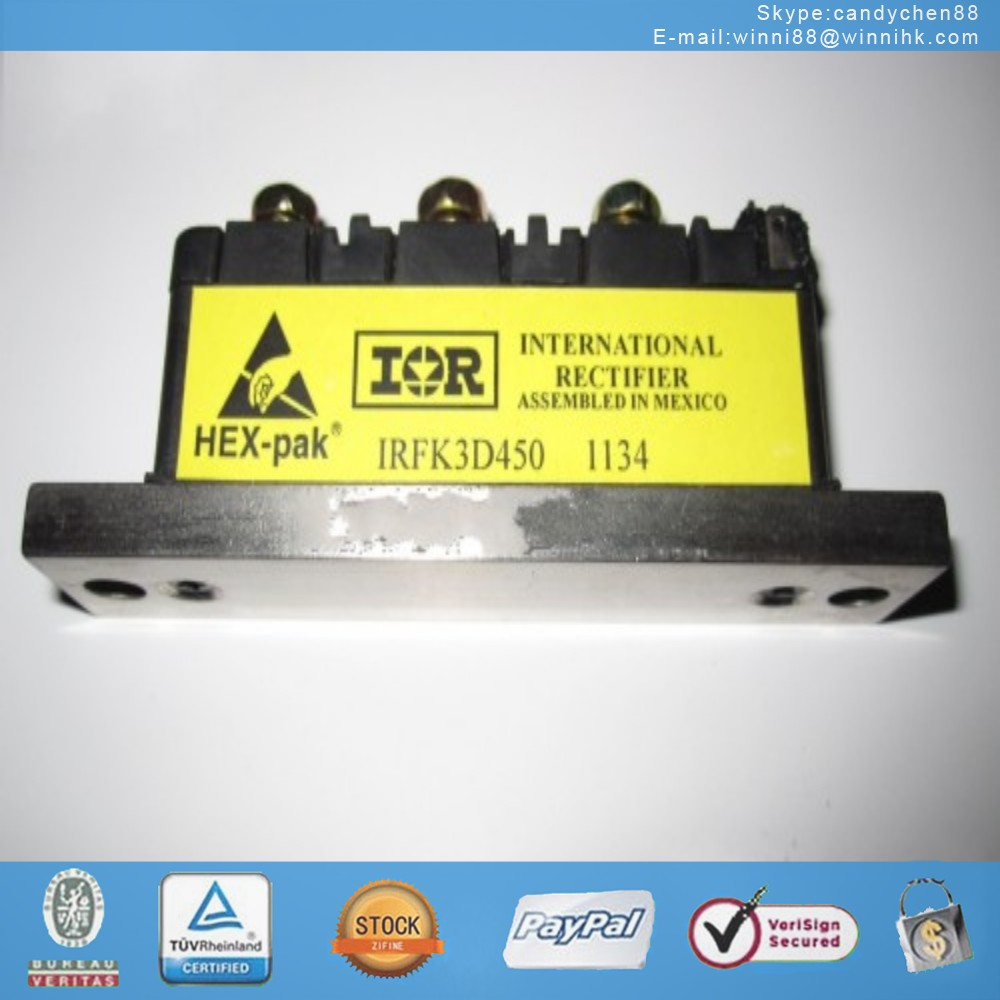 NEW IR (INTERNATIONAL RECTIFIER) IRFK3D450 MODULE