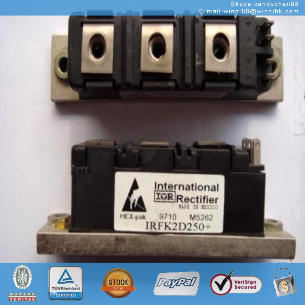 NEW IR (INTERNATIONAL RECTIFIER) IRFK2D250 MODULE