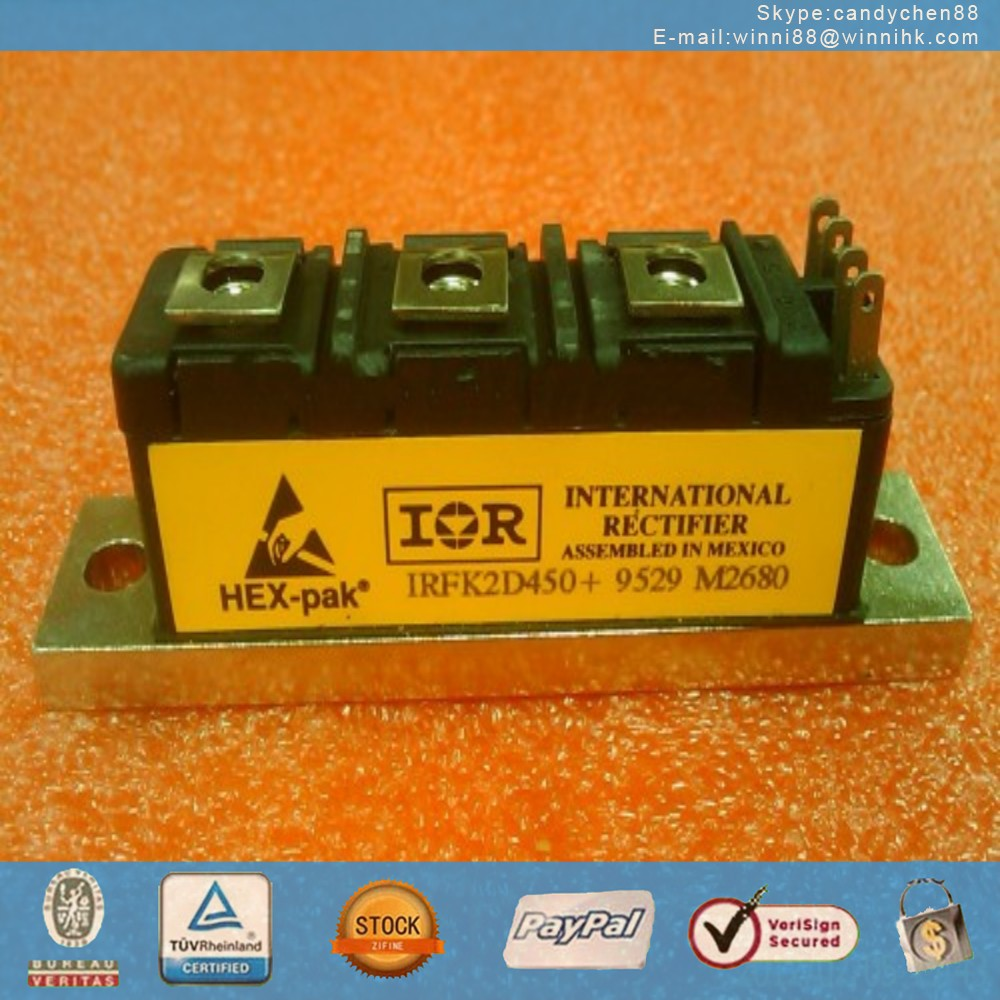 NEW IR (INTERNATIONAL RECTIFIER) IRFK2D450 MODULE