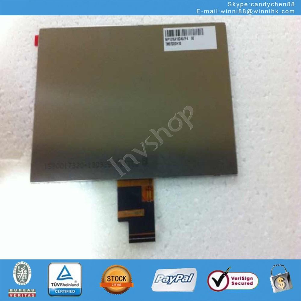 New original tianma 7 inch IPS screen TM070DDH15 40 pin