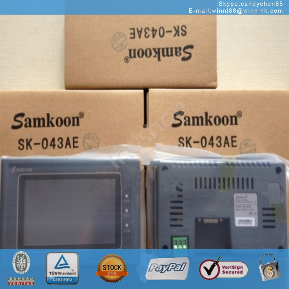 SK-043AE Samkoon 4.3 inch display control touch screen