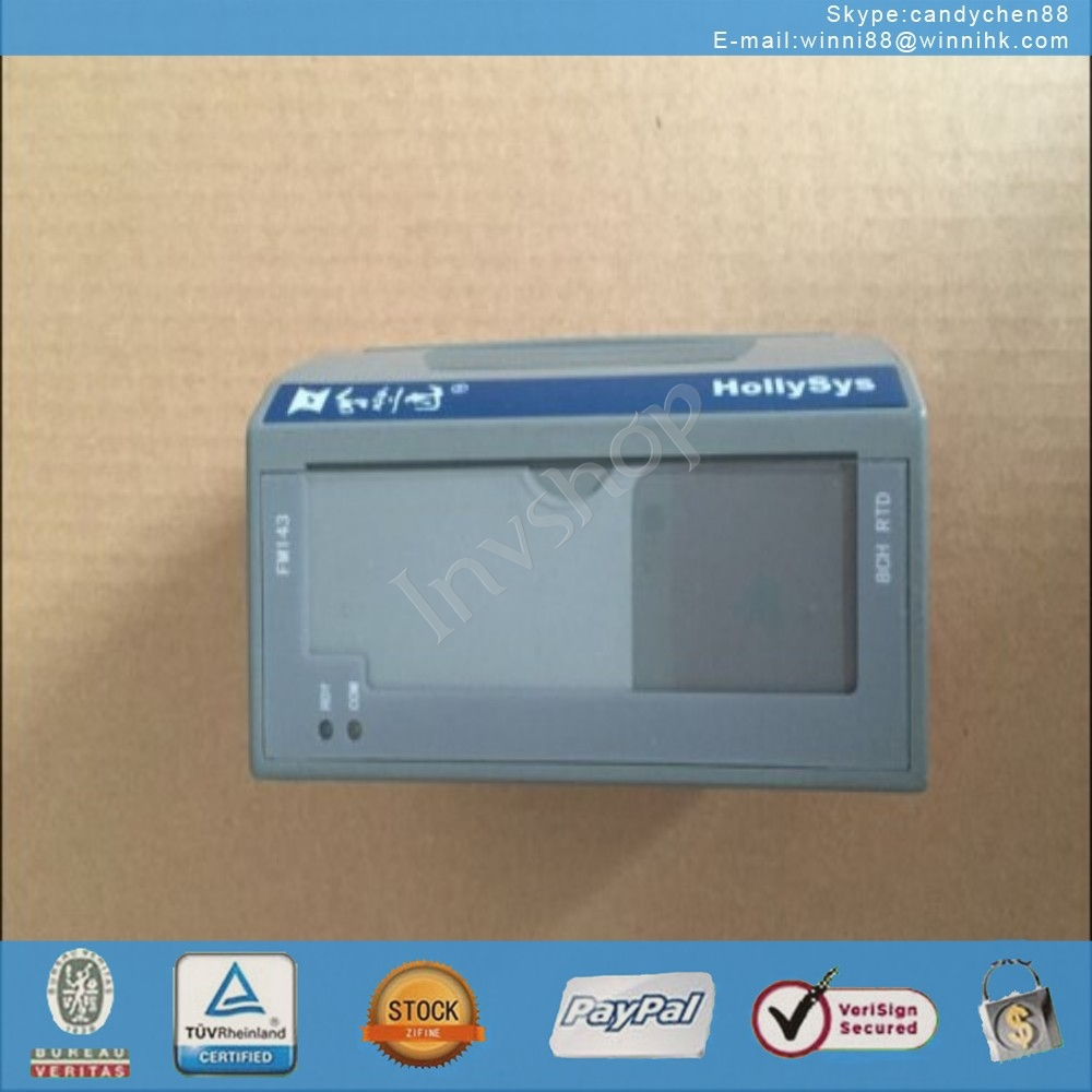 FM161-48 for HollySys module 60 days warranty