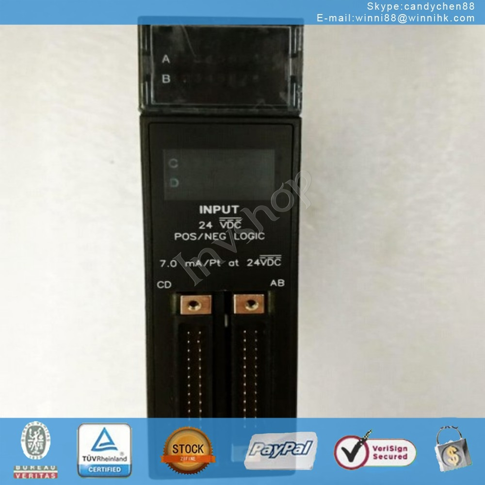 GE Used IC693MDL752E PLC for FANUC 60 days warranty