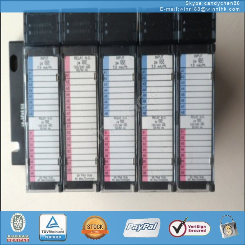 GE Used IC693MDR390C PLC for FANUC 60 days warranty