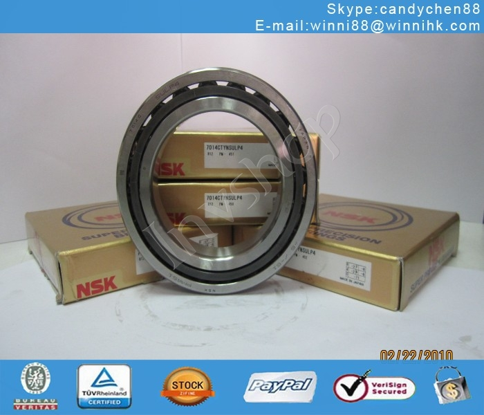 NEW 7014CTYNSULP4 For NSK Super Precision Bearing