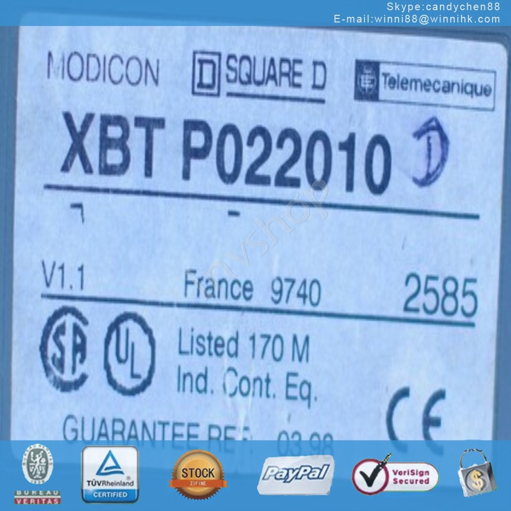 Keypad for MAGELiS MODICON NEW XBTP022010  Membrane Telemecanique