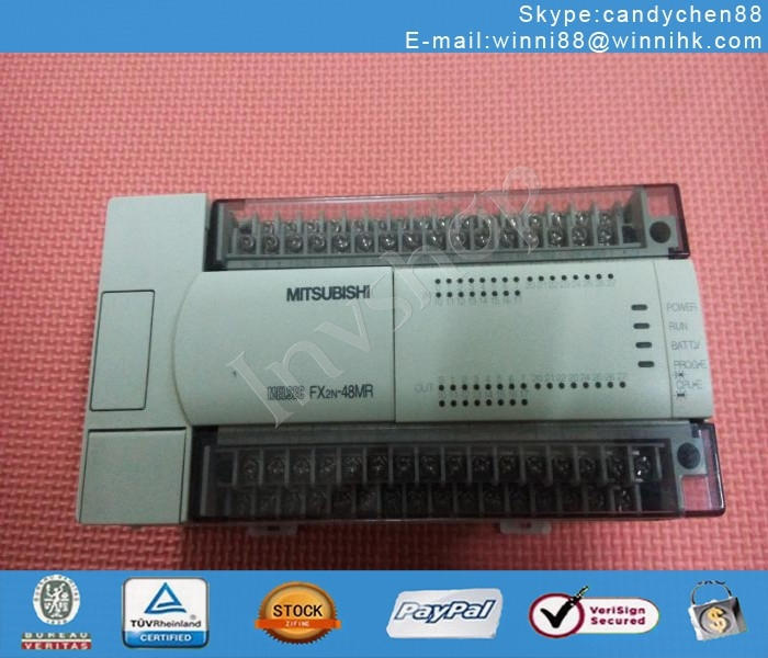 new mitsubishi FX2N-48MR-001 programmable controller