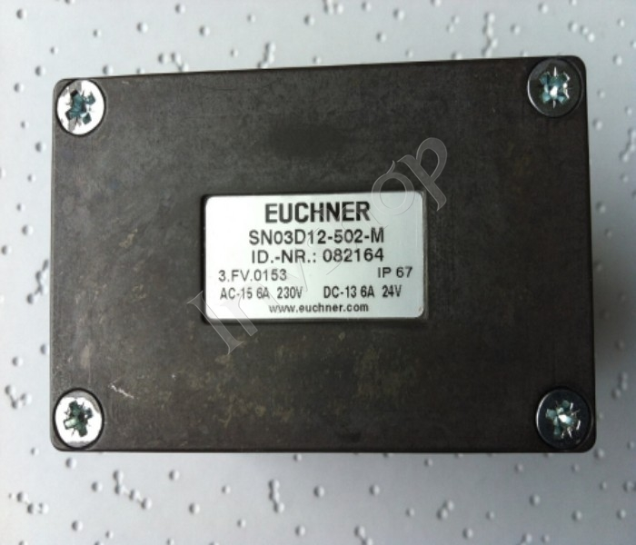 NEW EUCHNER SN03D12-502-M 80WU Limit Switch