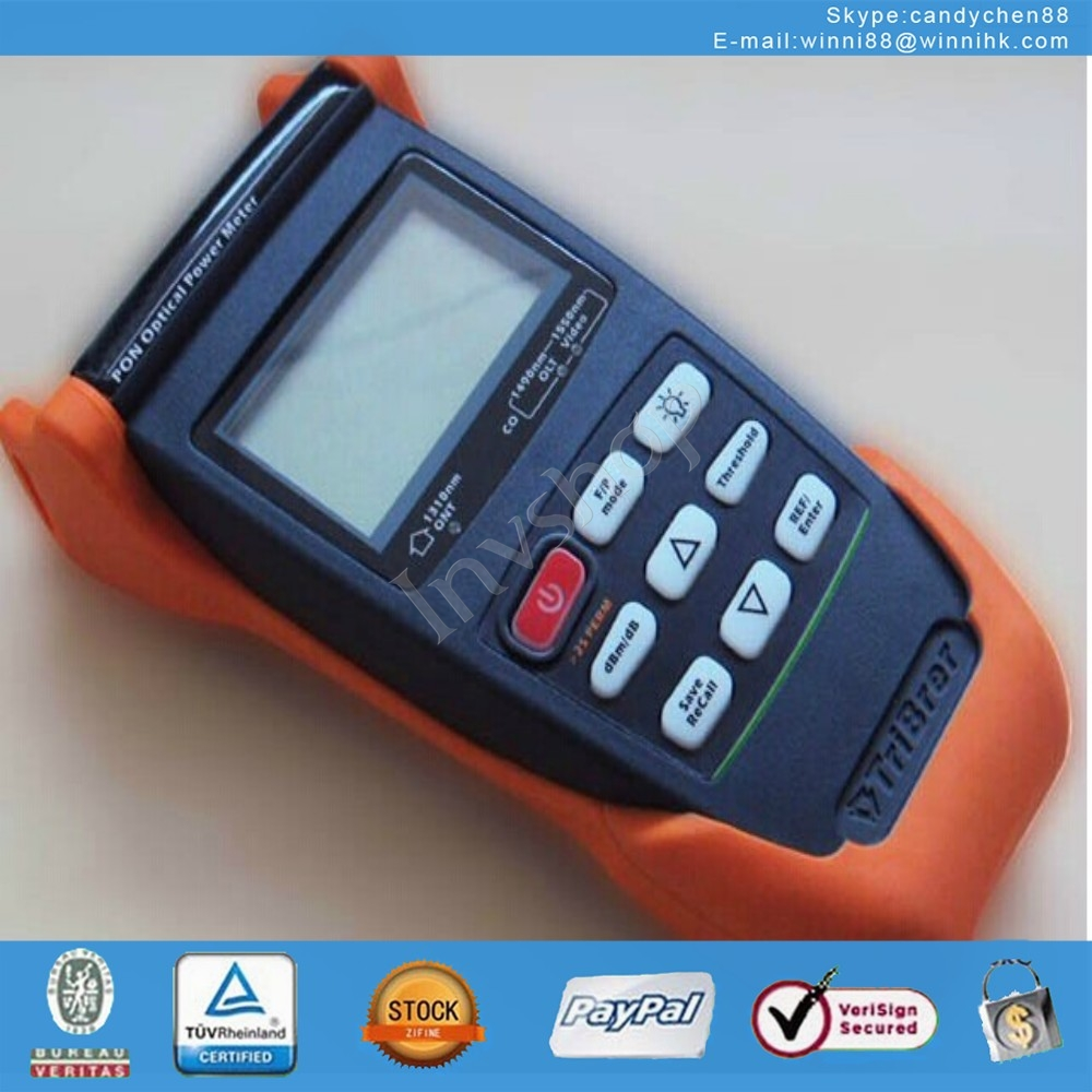 Power Meter Cable Tester Digital New EPN70 Tools PON Optical