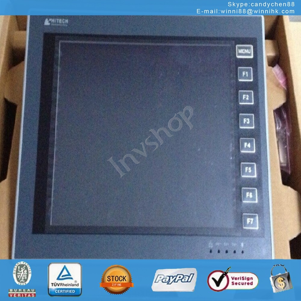 NEW PWS6A00T-P HMI Touch Screen Interface
