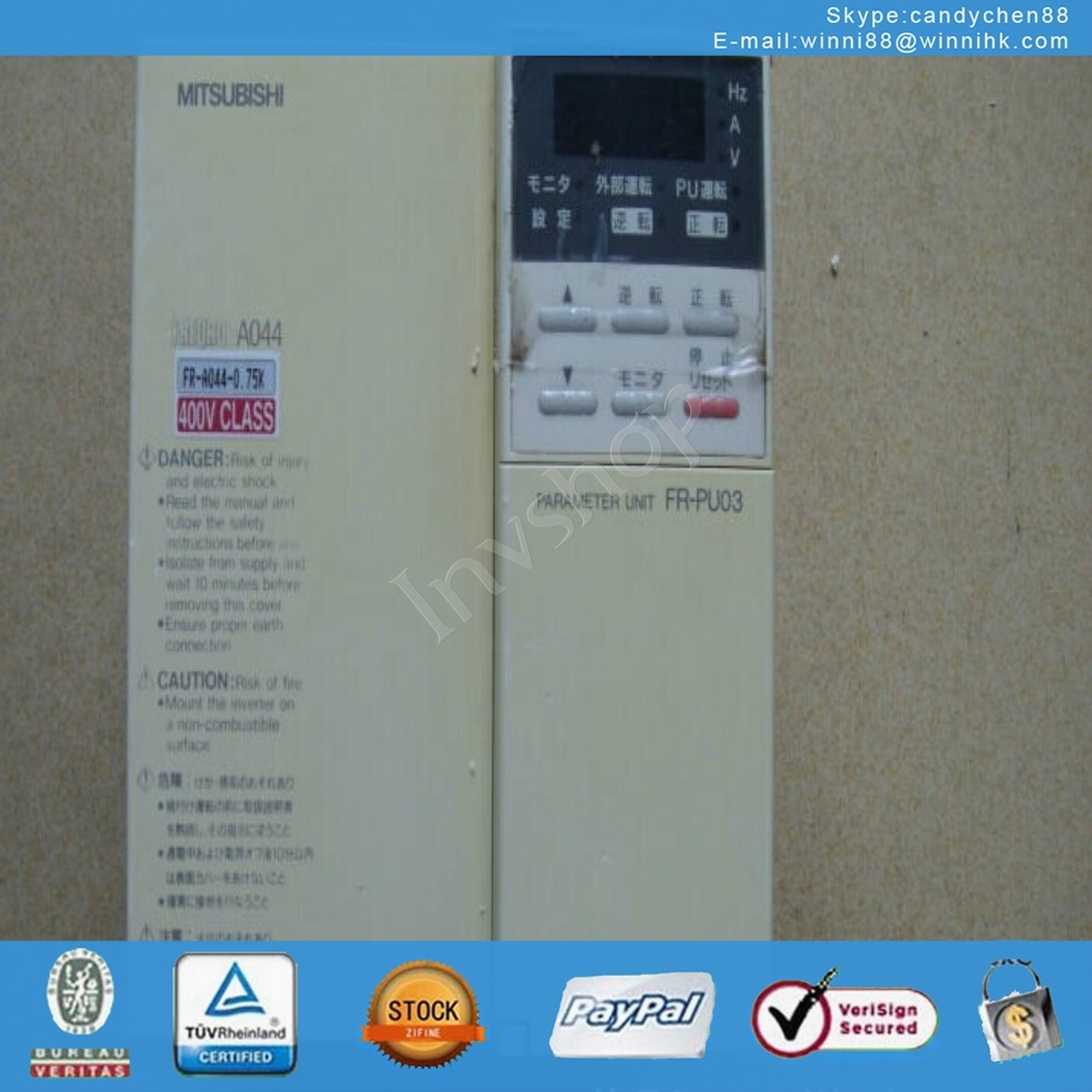 FR-A044-0.75K Frequency inverter