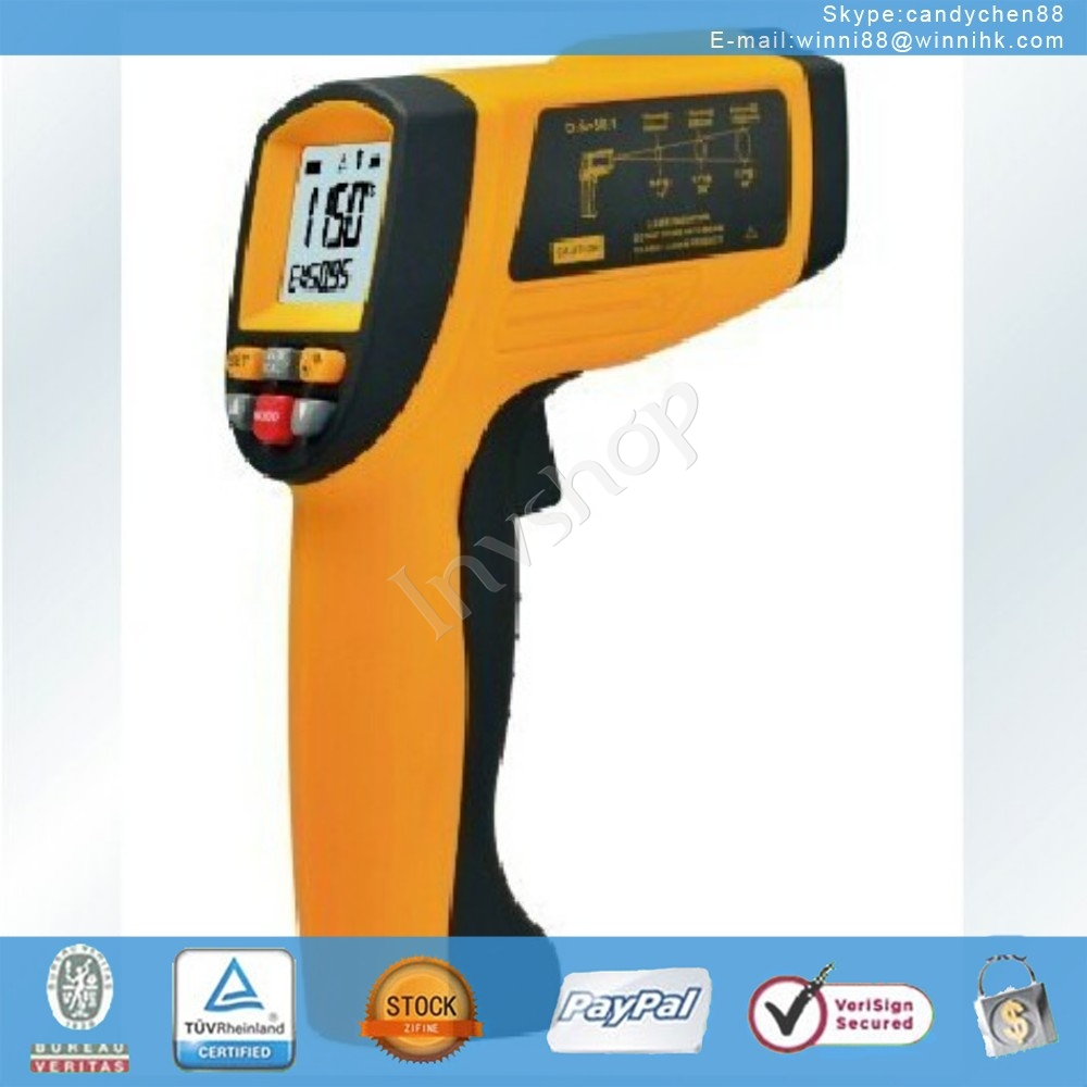 new AR872D Infrared thermometer