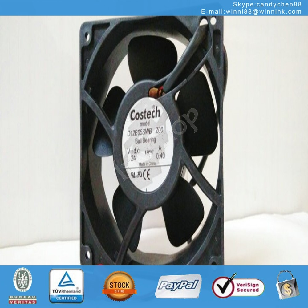 D12B05SWB ZOO DC24V 0.40A fan 120*120*38mm