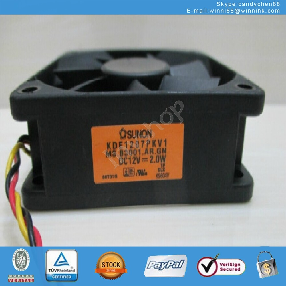 7020 12V 2.0W KDE1207PKV1 MS.B3001.AF.GN 12V projector dedicated fan