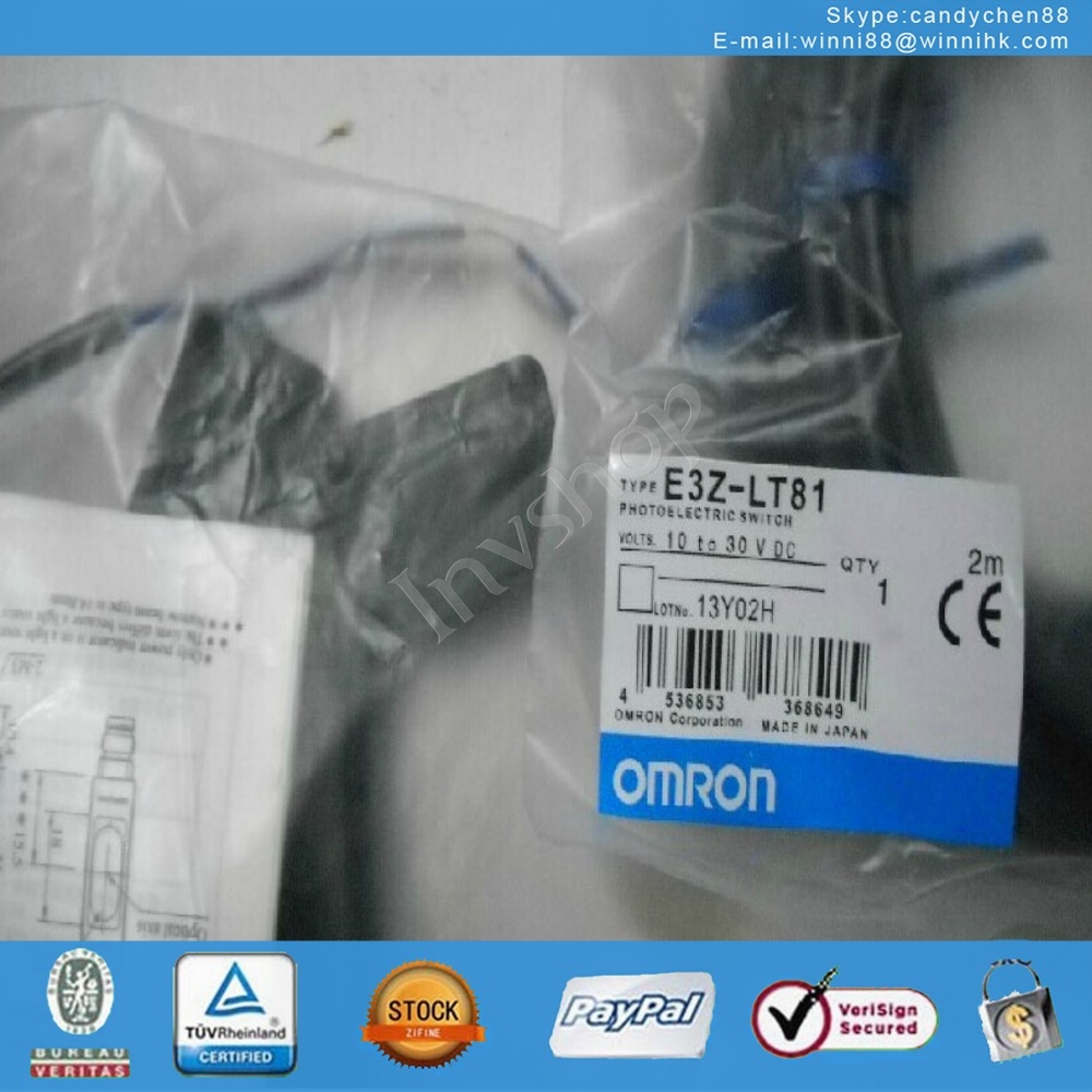 E3Z-LT81 OMRON Photoelectric switch