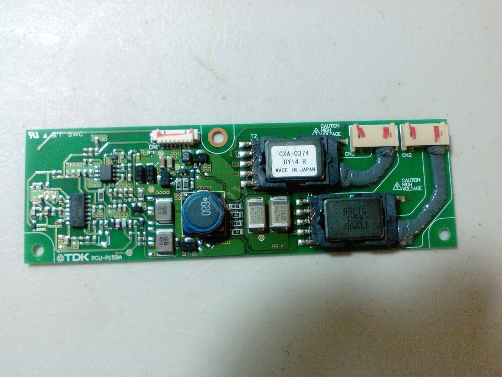 TDK PCU-P159A LCD High pressure article