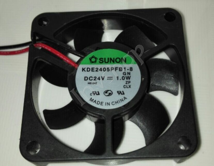 new SUNON KDE2405PFB1-8 Frequency conversion fan