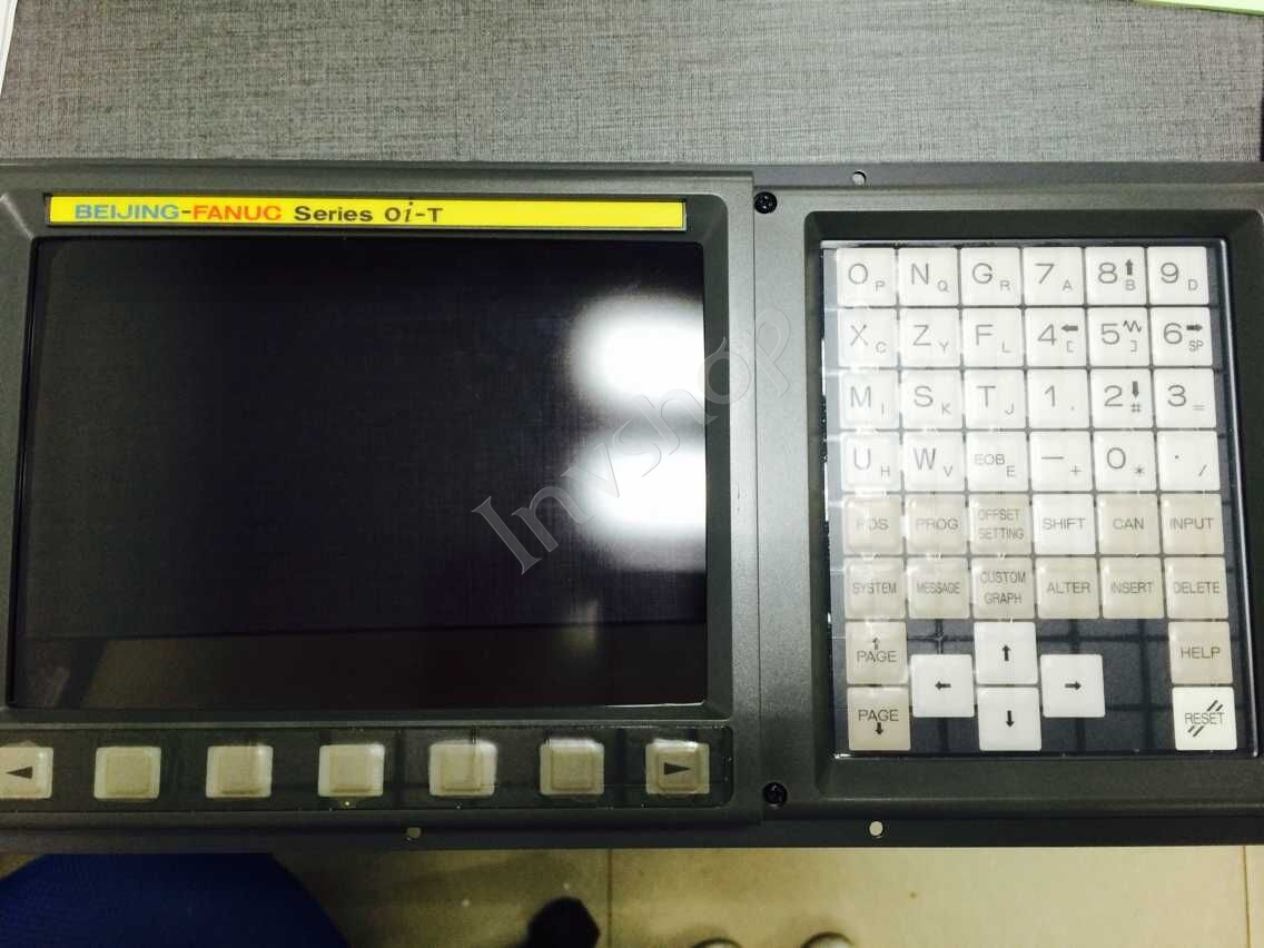 Panel USED A02B-0279-C041/TA FANUC Monitor
