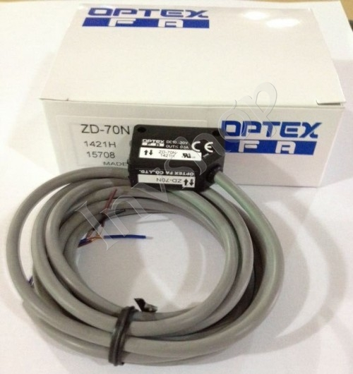 Switch NEW ZD-70N OPTEX Photoelectric