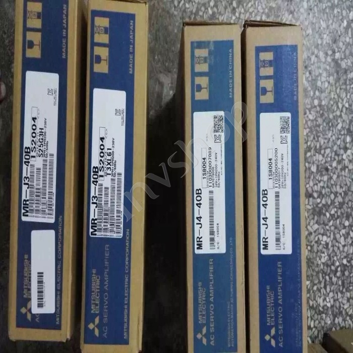 1PC NEW MR-J4-40B Mitsubishi drive