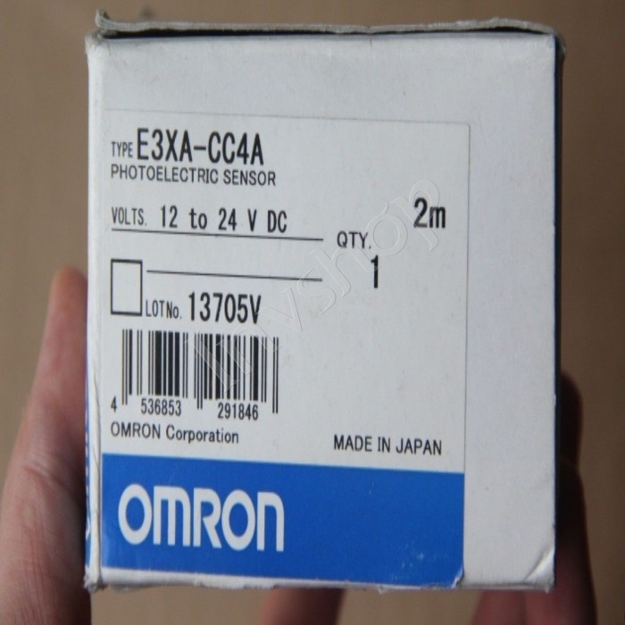 IN BOX NEW E3XA-CC4A OMRON PLC