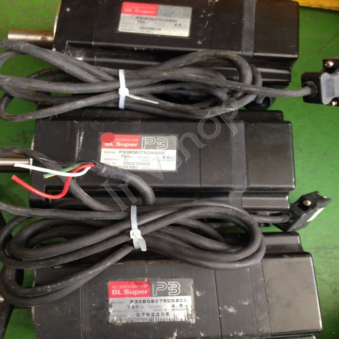 1PC USED P30B08075DXS00 Sanyo Electric