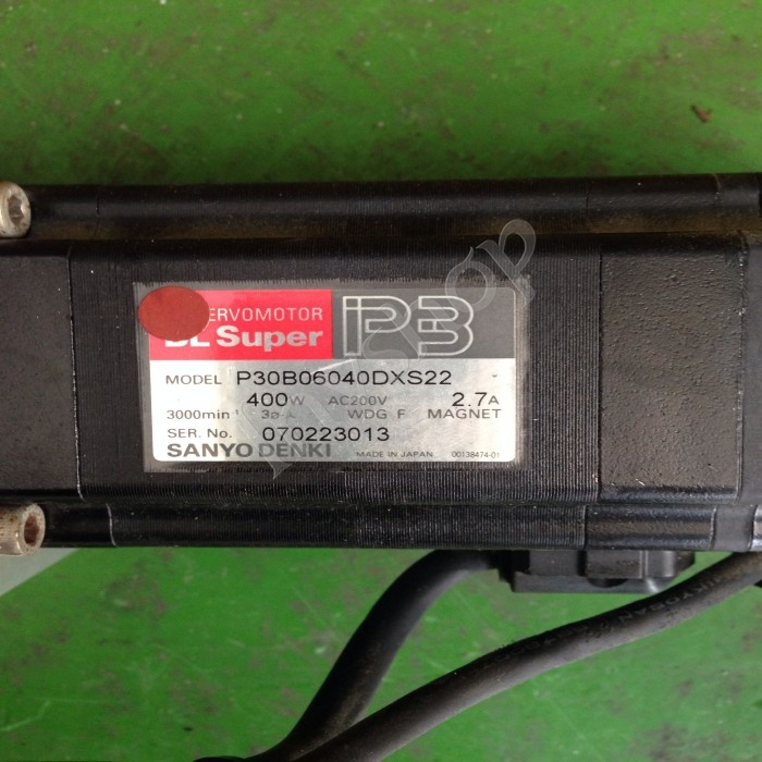 1PC USED P30B06040DXS2200 Sanyo Electric