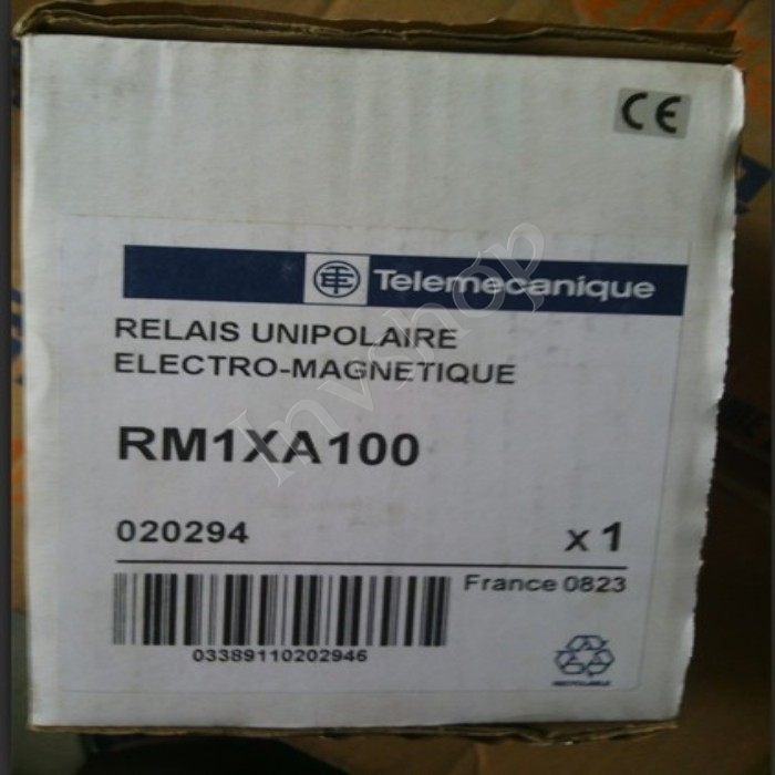 IN BOX New RM1XA100 Schneider PLC overcurrent relay