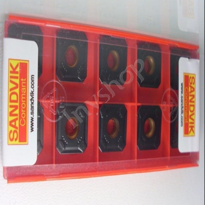 SANDVIK R245-12T3M-PM New 4240 Carbide Inserts 10PCS/Box
