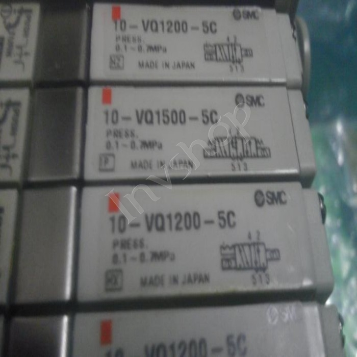1PC used SMC10-VQ1200-5C SMC