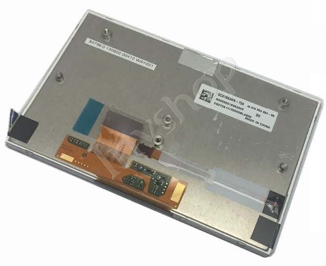 "7.0""800*480 GCX166AKN-T04 LCD PANEL FOR SONY"