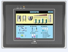 Original WEINVIEW MT6056IV 5.6 inch HMI  Touch Panel