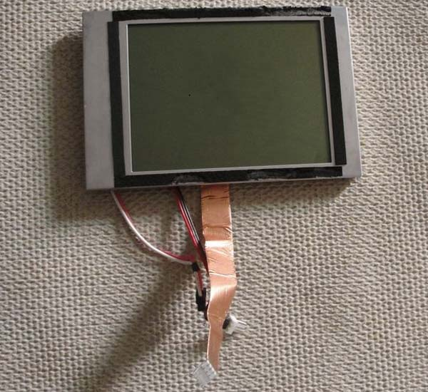 320*240 HT32620FR LCD PANEL FOR HYDIS