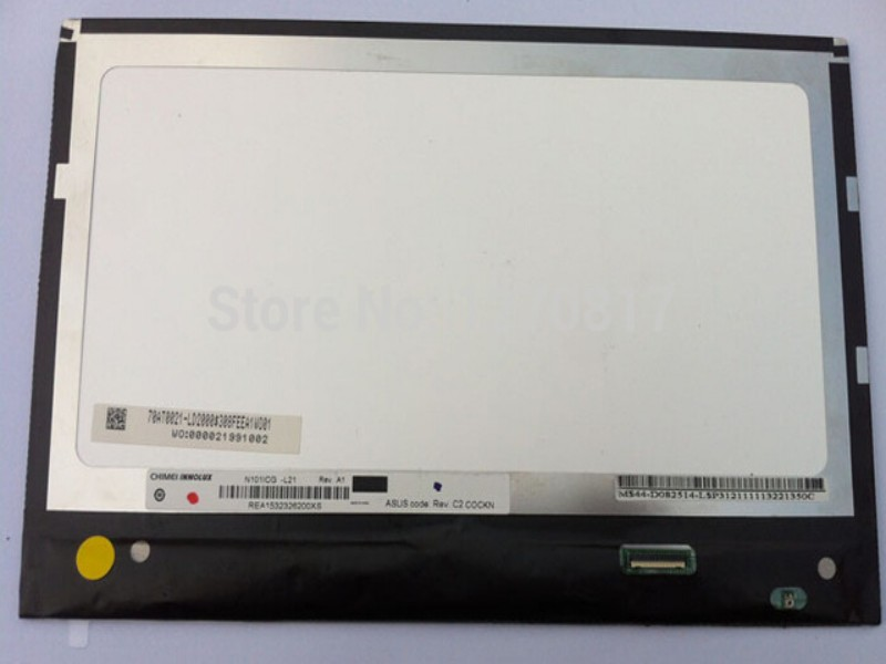 High Brightness Antiglare 10.1 Inch Chimei With Full View Angle LCD Panel N101ICG-L21