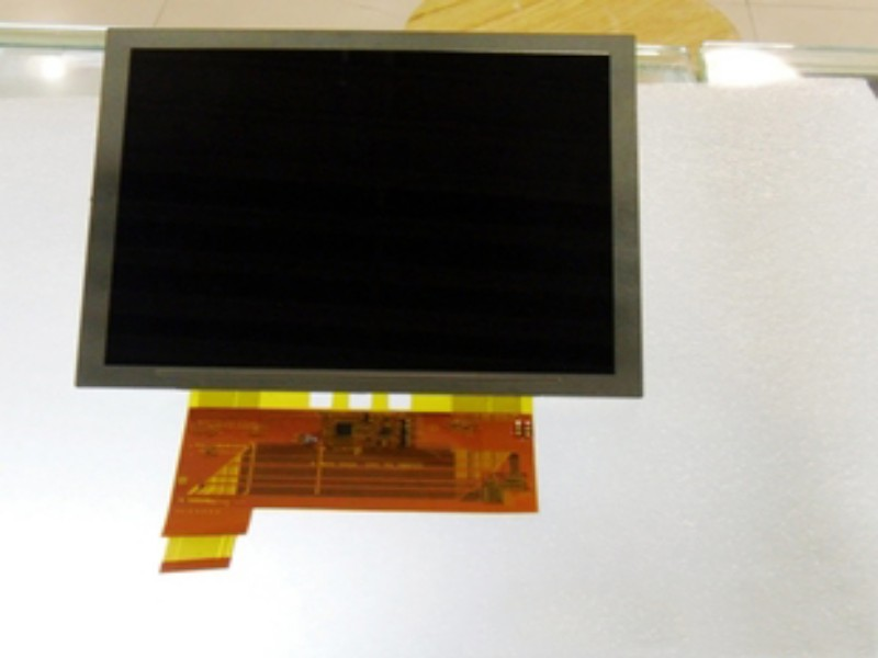 TFT Type Chimei 8 Inch Small Color LCD Display For Industrial Applic LS080HT111