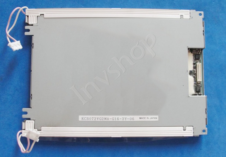 KCS072VG2MA-G16 7.2 inch 640*480  Kyocera Color STN LCD Screen Display