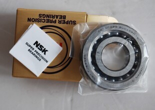 NSK high speed precision wire rod angular contact bearing 30TAC62BSUC10PN7B