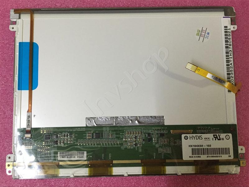 HX104X02-102 10.4'' 1024*768 LCD PANEL for HYDIS