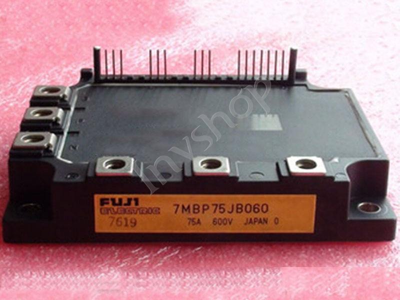 Intelligent IGBT module 7MBP50JB060