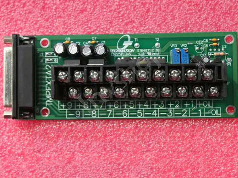 TMPEXTA2 hung temperature control board